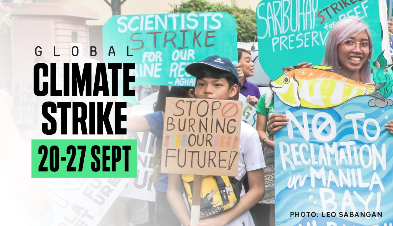 Grève mondiale pour le climat 2019